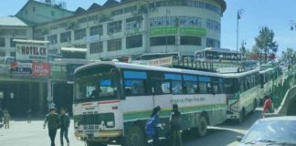 Interstate Buses
