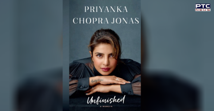 Priyanka Chopra's book 'Unfinished' becomes best-selling book in US in less than 12 hours