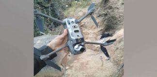 Pakistan Amry quadcopter