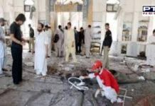 Pakistan: Seven killed, 70 injured in bomb blast at Peshawar madrasa