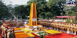 PM Narendra Modi lauds police forces on Police Commemoration Day