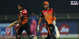 Sunrisers Hyderabad beat Rajasthan Royals to keep IPL 2020 playoff hopes alive