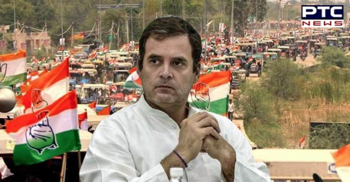 Congress leader Rahul Gandhi reschedules his tractor rallies in Punjab