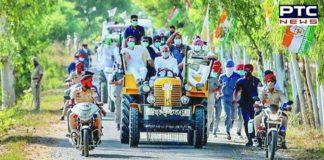 Rahul Gandhi's Tractor Rally: HC asks Punjab government to report
