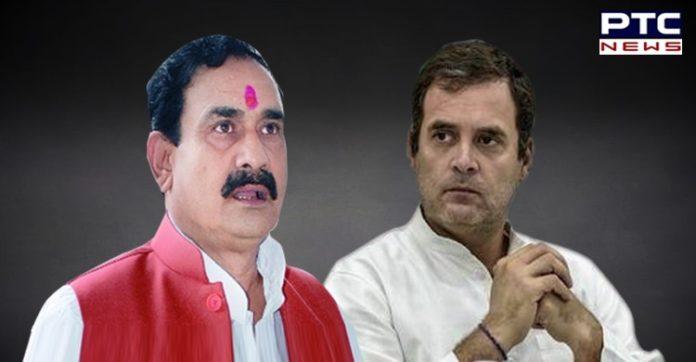 'Itni achhi quality ka nasha ye laate kahan se hain?' Madhya Pradesh minister mocks Rahul Gandhi