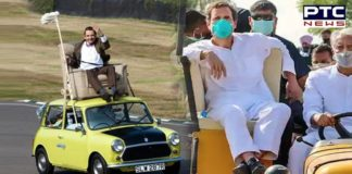 Punjab Tractor Rally: Netizens troll Rahul Gandhi, compare him to Mr. Bean