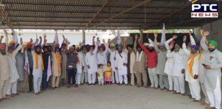 Kisan Mazdoor Sangharsh Committee announces to extend Rail Roko Andolantill October 29