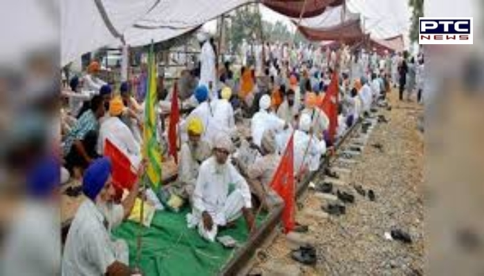 Farm Bills 2020 : Kisan-Mazdoor Sangharsh Committee Punjab Rail Roko Andolan till October 17