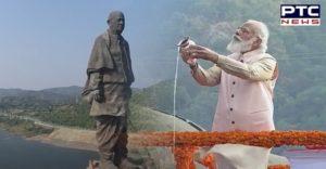 Rashtriya Ekta Diwas: PM Modi participates in National Unity Day celebrations in Gujarat