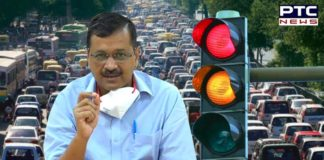 Air pollution in Delhi: Arvind Kejriwal launches 'Red Light On, Gaadi Off'