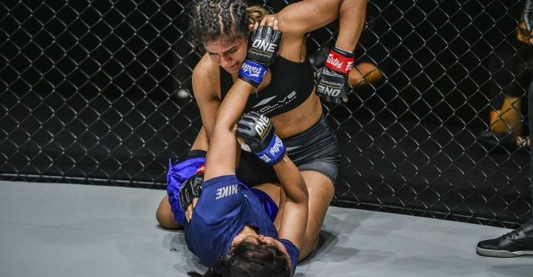 ONE Championship - Inside the Matrix: Ritu Phogat won her third consecutive MMA championship title defeating Nou Srey Pov.