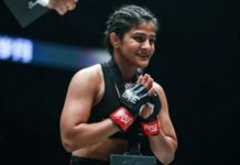 Ritu Phogat wins 3rd straight MMA title at ONE Championship