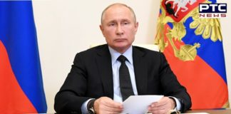 Second Russian Covid-19 vaccine approved, says Vladimir Putin
