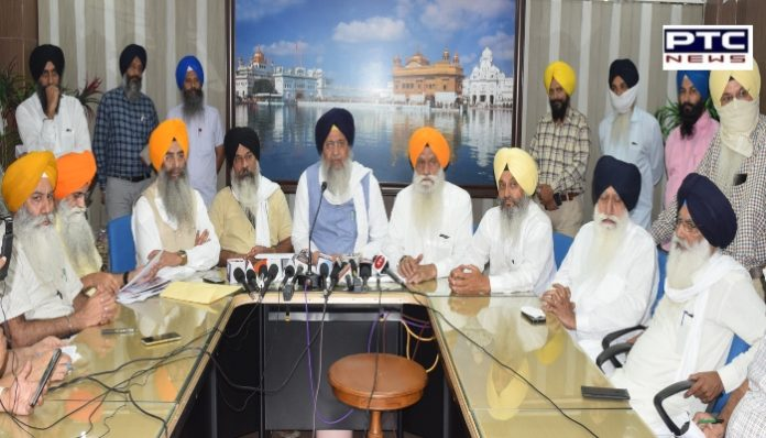 Bhai Gobind Singh Longowal demanded strict action against attacked the SGPC employees