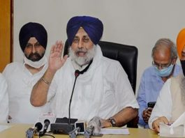 Sukhbir Singh Badal blasts move for reduction in states share in revenue pool