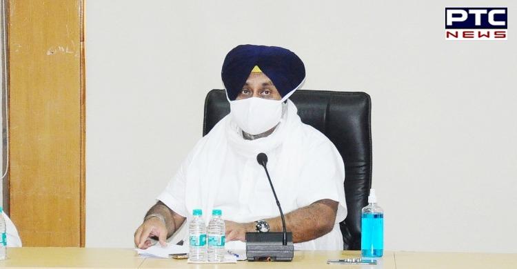 551st Parkash Purb: Shiromani Akali Dal Prez Sukhbir Singh Badal urged Narendra Modi to reopen Kartarpur Corridor to visit Sri Kartarpur Sahib.