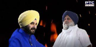 "Sukhbir Singh Badal says, ""Navjot Singh Sidhu can never be part of Shiromani Akali Dal"""
