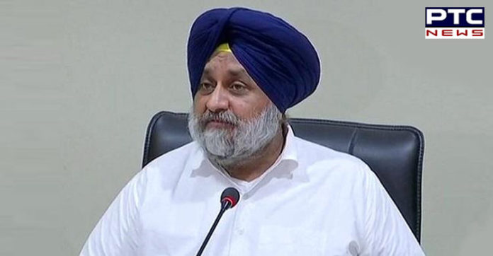Shiromani Akali Dal President Sukhbir Singh Badal lashed out at Centre's proposed move to further slash States' share in Revenue Pool.
