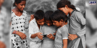 Delhi Tamil Education Association distributes 110 tablets to underprivileged kids