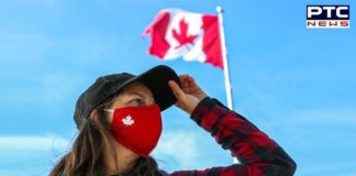Teacher Mask not in Canada, teacher ordered to court in February 2021