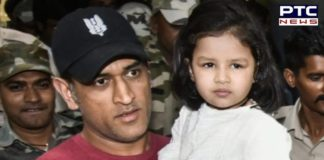 Teen held for issuing rape threat to MS Dhoni's daughter Ziva after CSK vs KKR match