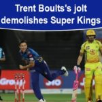 Trent Boults's jolt and Ishan Kishan's storm leads MI to win over CSK