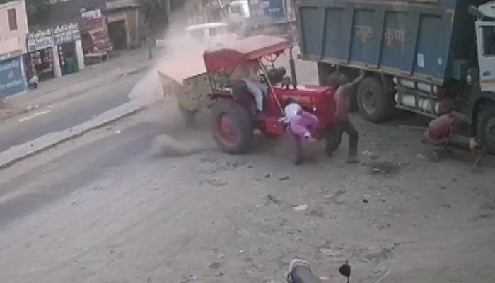 Road Accident in Charkhi Dadri