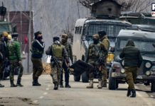 Two terrorists killed by security forces in Jammu and Kashmir's Shopian