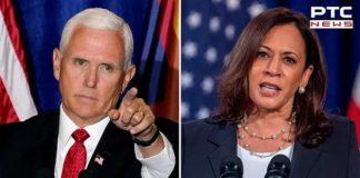 US Vice Presidential Debate 2020: Kamala Harris, Mike Pence clash over combating COVID-19