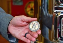 coin to honour
