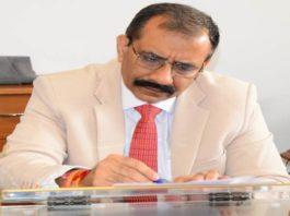 Vijai Vardhan assume charge of new Chief Secretary of Haryana
