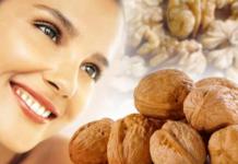 Walnut for Skin Care