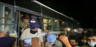 Sukhbir Badal, Bikram Majithia among other SAD leaders detained; protestors laathi charged
