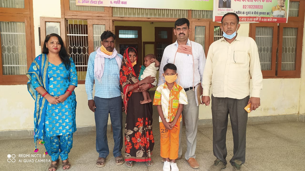 Tears of Joy: Three missing children reunited with parents in Haryana