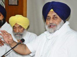 Punjab Farmers Delhi Meeting over Farm Laws 2020: Sukhbir Singh Badal on Wednesday came down heavily against BJP and Captain Amarinder Singh.