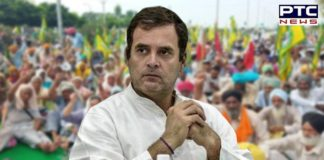 Rahul Gandhi vows to force Centre to revoke black farm laws