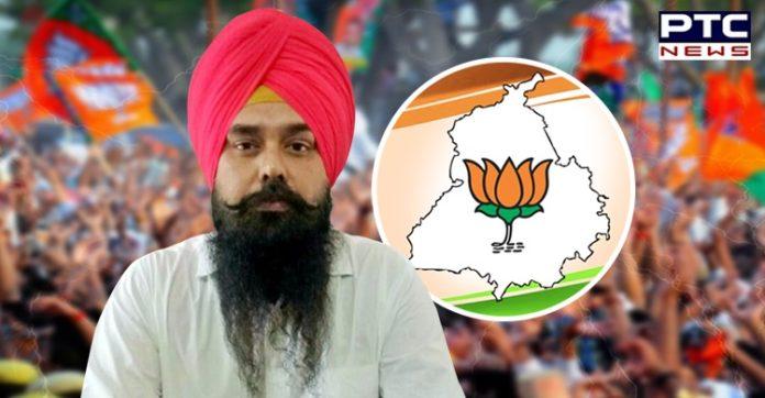 Punjab BJP is 'Modi Bhakt', says Malwinder Kang