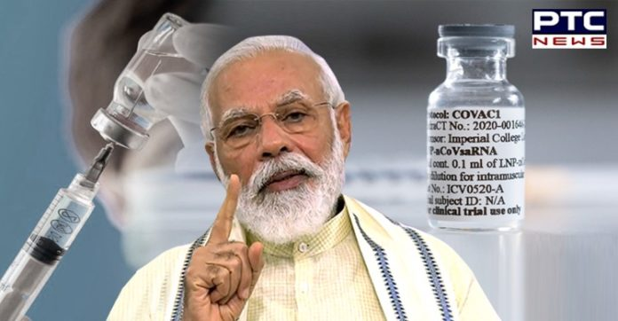 Access to Covid-19 vaccine should be ensured speedily: Narendra Modi