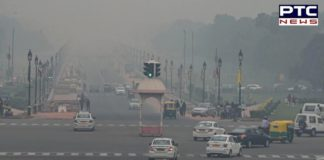 Delhi's air quality deteriorates after witnessing rise of pollutants