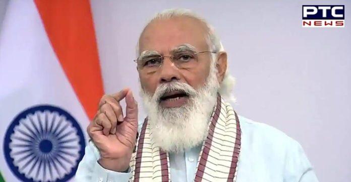 Ensure 'do gaj ki doori' and wear masks during Durga Puja 2020 celebrations: PM Modi