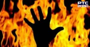 6 year minor burnt after rape