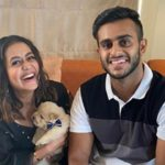 Neha Kakkar hosts Chandigarh fan's dog 'Chow Chow' for a week before her wedding