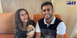 Neha Kakkar hosts Chandigarh fan's dog 'Chow Chow' for a week before her wedding
