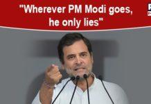 Modi govt has made 3 new Farm laws to attack farmers: Rahul Gandhi
