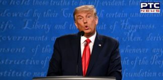 """""""Look at India, it's filthy"""": Donald Trump on US presidential debate 2020"""