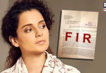 Complaint Filed Against Actor Kangana Ranaut