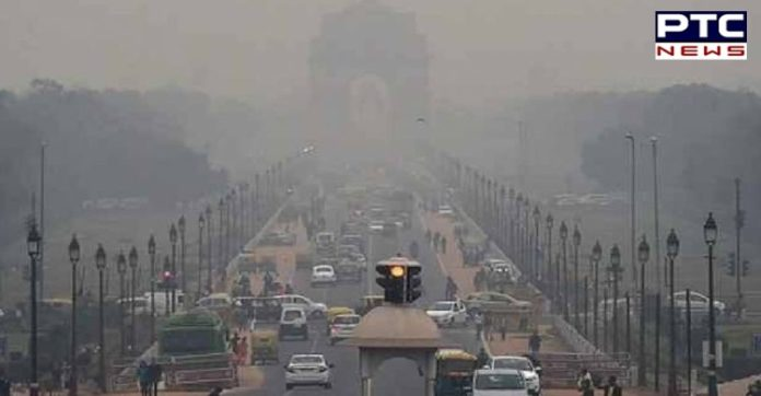 Delhi's air quality plunges into 'severe' category day after Diwali