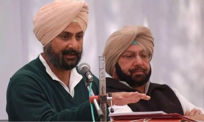 Capt Amarinder Singh's son Raninder Singh doesn't appear before ED