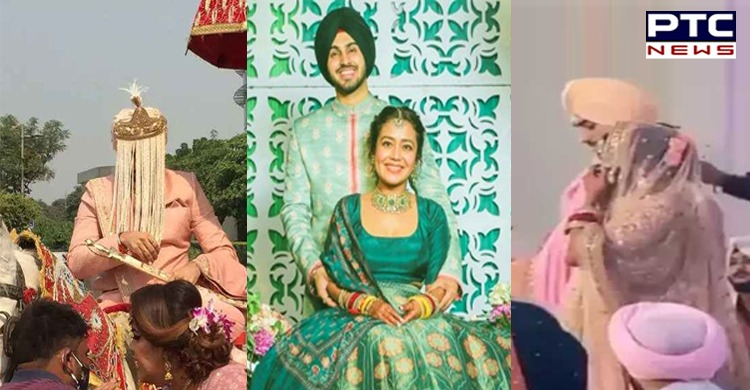 Neha Kakkar and Rohanpreet Singh Video: After her grand wedding, Neha Kakkar is in Punjab, where the couple was warmly welcomed.