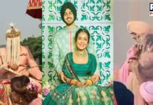 Neha Kakkar marries Rohanpreet Singh in a traditional ceremony [Video]
